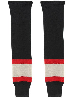 Chicago Blackhawks CCM Ice Hockey Socks Sr