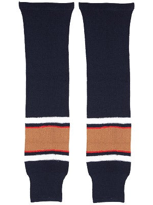 Edmonton Oilers CCM Ice Hockey Socks Sr