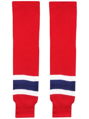 Montreal Canadiens CCM Ice Hockey Socks Jr & Yth