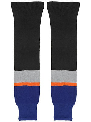 New York Islanders CCM Ice Hockey Socks Sr