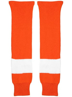 Philadelphia Flyers CCM Ice Hockey Socks Jr & Yth