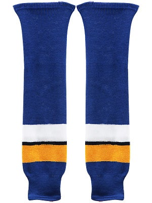 St Louis Blues CCM Ice Hockey Socks Jr & Yth