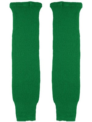 CCM Kelly Green Ice Hockey Socks Sr
