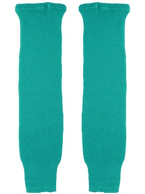 CCM Teal Ice Hockey Socks Sr