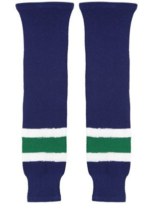 Vancouver Canucks CCM Ice Hockey Socks Jr & Yth
