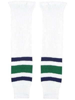 Vancouver Canucks CCM Ice Hockey Socks Jr & Yth