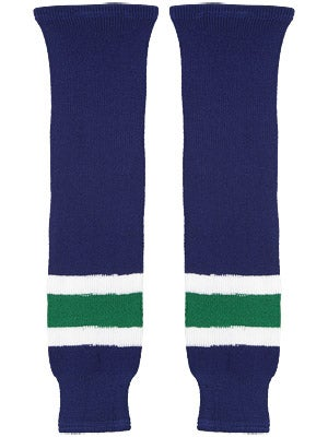 Vancouver Canucks CCM Ice Hockey Socks Sr
