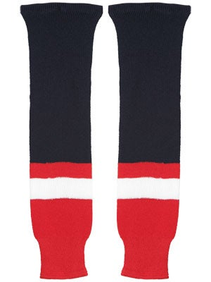 Washington Capitals CCM Ice Hockey Socks Jr &Yth
