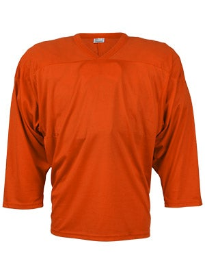 CCM 10200 Practice Hockey Jersey Burnt Orange Sr