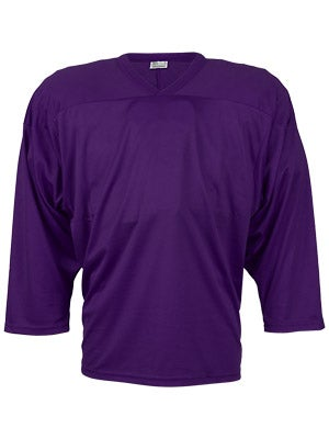 CCM 10200 Practice Hockey Jersey LA Purple Jr