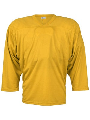 CCM 10200 Practice Hockey Jersey Sunflower Sr