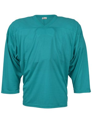 CCM 10200 Practice Hockey Jersey Teal Jr L/XL