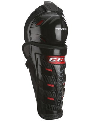 CCM RBZ 130 Hockey Shin Guards Sr