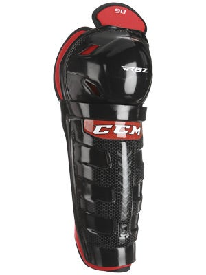 CCM RBZ 90 Hockey Shin Guards Sr