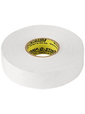 Comp O Stik Hockey Stick Tape - White