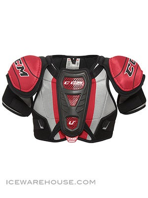 CCM U+08 Hockey Shoulder Pads Jr