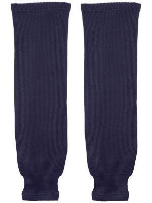 Gladiator Cut Protective Ice Hockey Socks Navy Jr