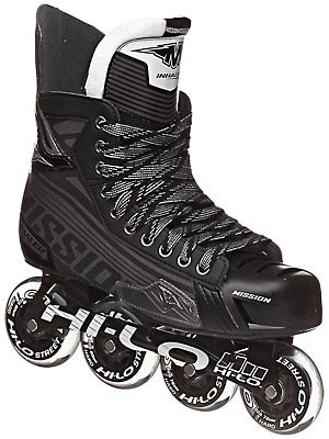 Mission Inhaler DS7 Roller Hockey Skates Jr
