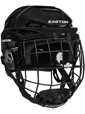 Easton E300 Hockey Helmets w/Cage Md