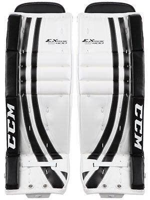 CCM Extreme Flex 400 Goalie Leg Pads Jr