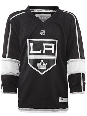 Los Angeles Kings Reebok NHL Replica Jerseys Jr & Yth