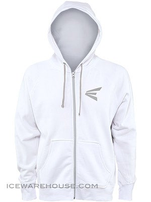 Easton Mako Full Zip Hoodie Sweatshirt Sr Md