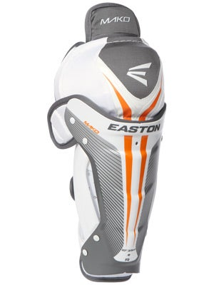 Easton Mako Hockey Shin Guards Jr