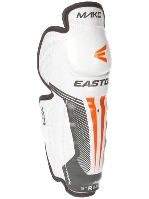 Easton Mako Hockey Shin Guards Yth