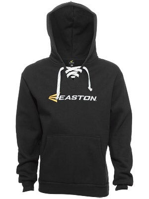 Easton Pro Lace-Up Hoodie Sweatshirt Sr