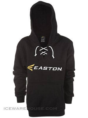 Easton Pro Lace-Up Hoodie Sweatshirt Jr