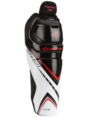 Easton Synergy 20 Hockey Shin Guards Jr