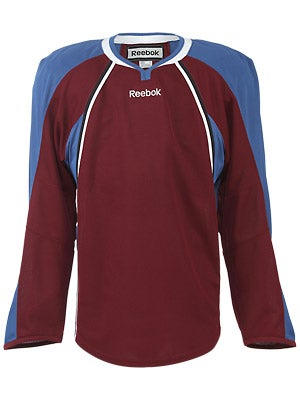 Colorado Avalanche Reebok Edge Uncrested Jerseys Sr