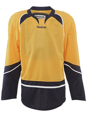 Nashville Predators Reebok Edge Uncrested Jerseys Sr