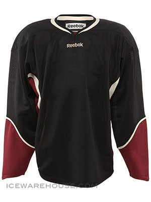 Phoenix Coyotes Reebok Edge Uncrested Jerseys Jr