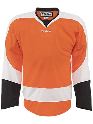 Philadelphia Flyers Reebok Edge Uncrested Jerseys Jr