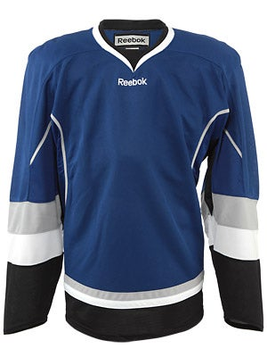 Tampa Bay Lightning Reebok Edge Uncrested Jerseys Jr