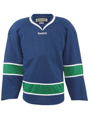Vancouver Canucks Reebok Edge Uncrested Jerseys Jr