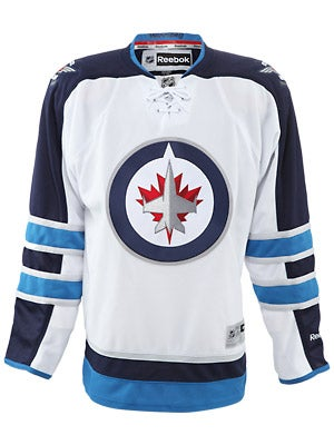 Winnipeg Jets Reebok NHL Replica Jerseys Sr Medium