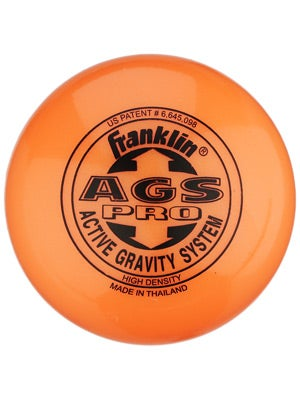 Franklin NHL Fluid Filled AGS High Density Ball