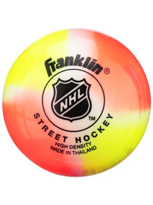 Franklin NHL Extreme Color High Density Balls