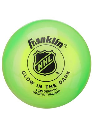 Franklin NHL Glow in the Dark Ball