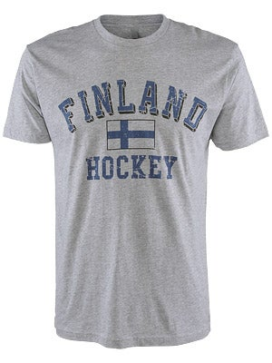 Finland Hockey Flag Shir