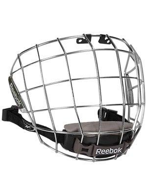 Reebok 11K Hockey Helmet Cage Lg