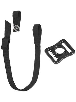 Hockey Helmet Chin Straps w/Single Snap