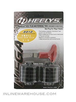 Heelys Sole Saver Wheel Plugs (Mega) LARGE ONLY