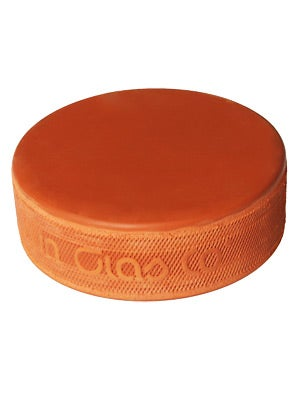 Sherwood Ice Hockey Weighted Puck 10 oz Orange