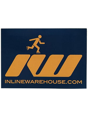 Inline Warehouse Blader Sticker