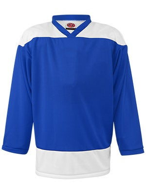 K1 2100 Player Hockey Jersey Royal & White Jr