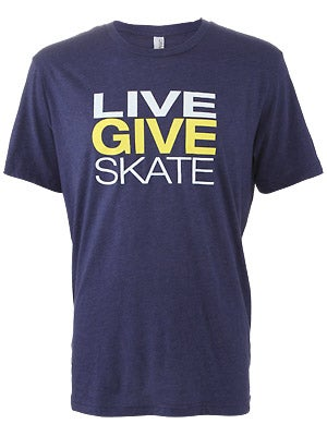 Live Give Skate Men's Shirts