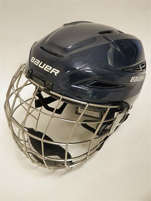 Bauer IMS 11.0 Helmet Royal/Yellow M LIQUIDATION